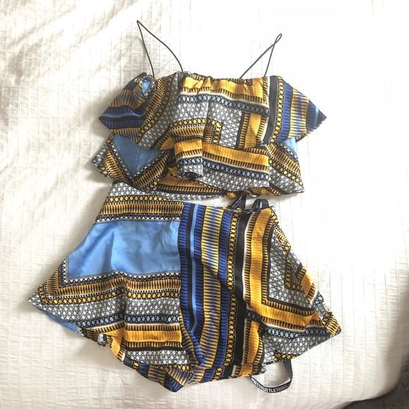 Pants - Shorts set